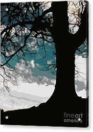 Leaping Spirit Acrylic Print