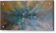 Leave It To The Breeze Acrylic Print by Tamara Bettencourt