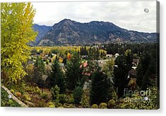 Leavenworth, Wa Acrylic Print