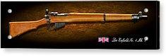 Lee Enfield British Firearm Study Acrylic Print