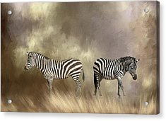 Acrylic Print featuring the photograph Left Or Right by Donna Kennedy