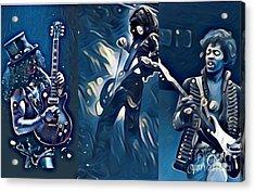 Legendary Shredders - Masters Of Soul Acrylic Print