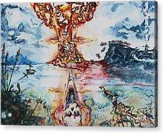 Legion Unleashed  Acrylic Print