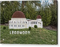 Legowood Acrylic Print