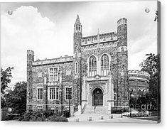 Lehigh University Linderman Library Acrylic Print