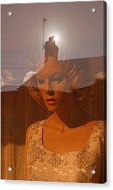 Leja Troubled Acrylic Print by Jez C Self