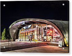 Lemay Car Museum - Night 1 Acrylic Print