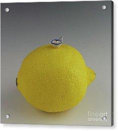 Lemon Juicer Acrylic Print