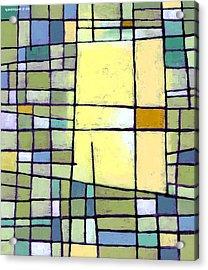 Lemon Squeeze Acrylic Print