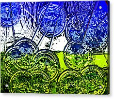 Lemonade Acrylic Print by Patrick Guidato