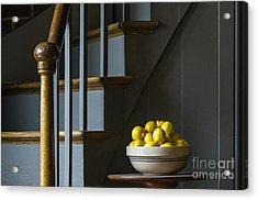 Lemons - D009753 Acrylic Print
