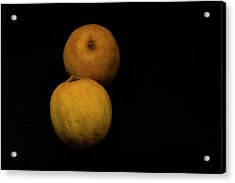Citrus Acrylic Print by Stephane Loustalot