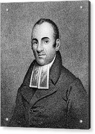 Lemuel Haynes (1753-1833) Acrylic Print by Granger