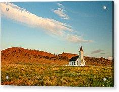 Lennep Morn Acrylic Print by Todd Klassy