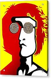 Lennon Day Tripper Acrylic Print