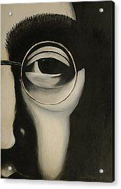 Lennon's Left Eye Acrylic Print