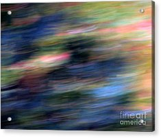 Acrylic Print featuring the photograph Les Nuits by Steven Huszar