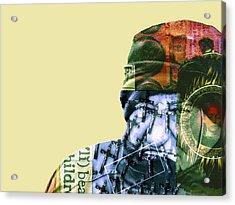 Les Talismans De Temps Acrylic Print