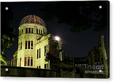 Lest We Forget Acrylic Print by Andy Smy
