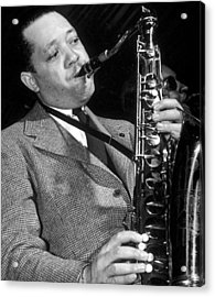 Lester Young  Acrylic Print