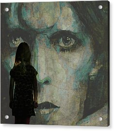 Let The Children Lose It Let The Children Use It Let All The Children Boogie Acrylic Print by Paul Lovering