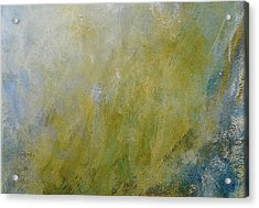 Let The Earth Bring Forth Grass Acrylic Print