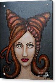 Leticia Acrylic Print