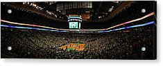 Let's Go Celtics Acrylic Print by Juergen Roth