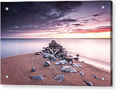 Acrylic Print featuring the photograph Liberate Inanimate Objects by Edward Kreis