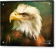 Liberty And Justice Acrylic Print by Tina LeCour