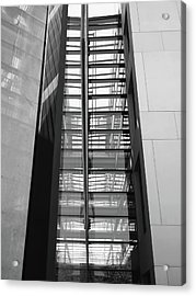 Library Skyway Acrylic Print