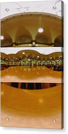 Library Time Acrylic Print