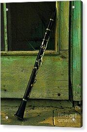 Licorice Stick Acrylic Print by Joe Jake Pratt