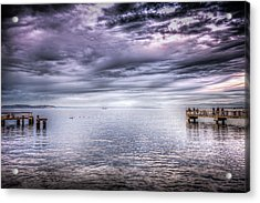 Acrylic Print featuring the photograph Life Coach by Spencer McDonald