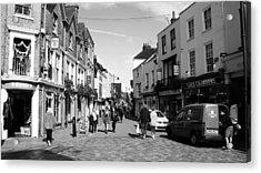 Life In Canterbury Acrylic Print
