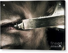 Life In The Knife Trade Acrylic Print by Jorgo Photography - Wall Art Gallery