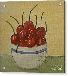 Life Is A Bowl Of.... Acrylic Print