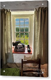 Life Of The Cobbler Acrylic Print by Adrian Evans