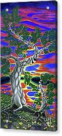 Life Of Trees Acrylic Print