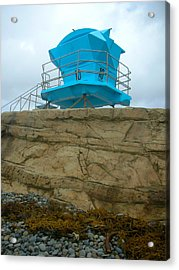 Lifeguard Lookout Acrylic Print