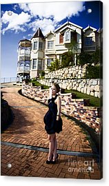 Lifestyle Of The Rich And Famous Acrylic Print