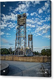Lift Bridge Acrylic Print