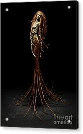 Lifting Grace Acrylic Print by Adam Long