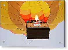 Acrylic Print featuring the photograph Liftoff by AJ Schibig