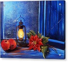 Light 2 Acrylic Print by Vesna Martinjak