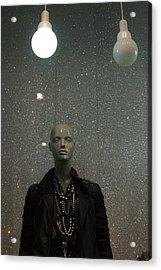 Light Above Me Acrylic Print by Jez C Self