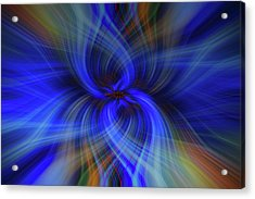Light Abstract 7 Acrylic Print