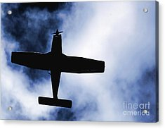 Acrylic Print featuring the photograph Light Aircraft by Craig B