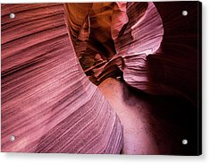 Acrylic Print featuring the photograph Light And Dark by Stephen Holst