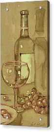 Light And Glass One Acrylic Print